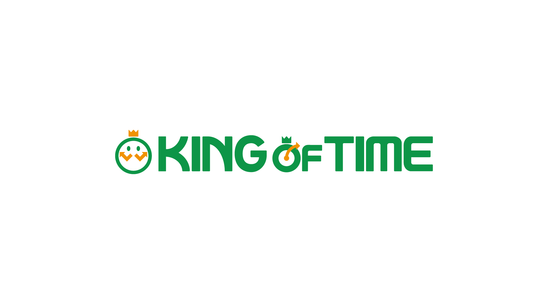 KING OF TIMEロゴ